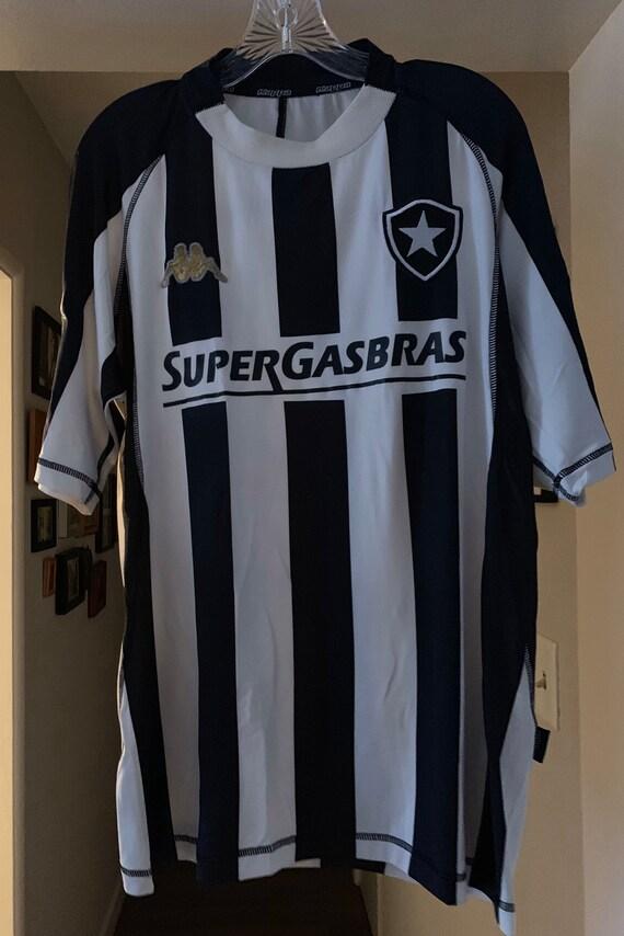 Botafogo Brazilian Soccer Team Jersey