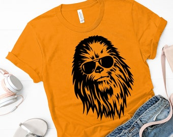 Soft Wookie Unisex Kids Hoodie Pullover Star Wars Inspired Gift Chewbacca Force
