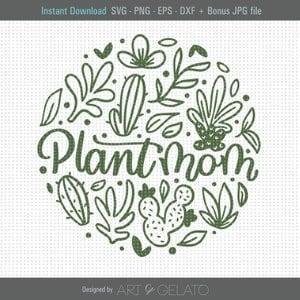 plant svg design plant mom svg Aloe There Beautiful SVG plant svg house plants svg plant lady gift succulent svg garden svg