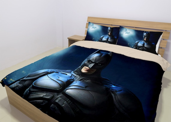 Batman Bedding Set Batman Duvet Batman Comforter Twin Queen King Sizes Comfortable Home Decor Gift For Birthday Quilt