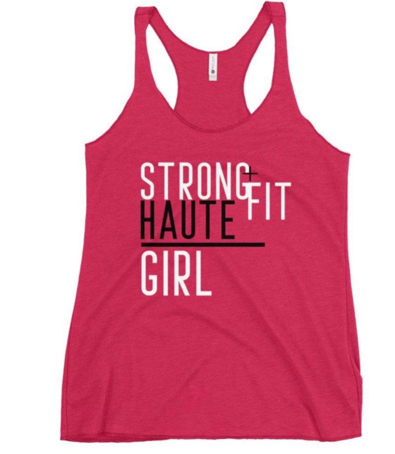 Strong Haute Girl
