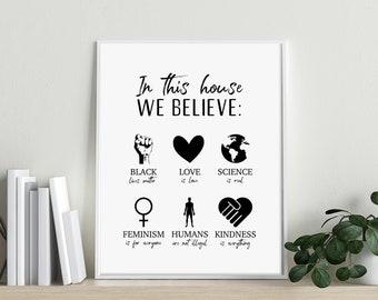 See What We Believe Print
