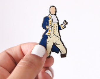 SECONDS SALE Hamilton Pin Broadway Musical Inspired