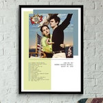Lana Del Rey - Norman Rockwell Album Print, Lana Del Rey Print, Album Poster, Wall Art