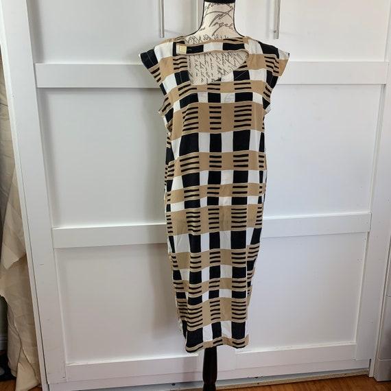 Vintage art deco dress
