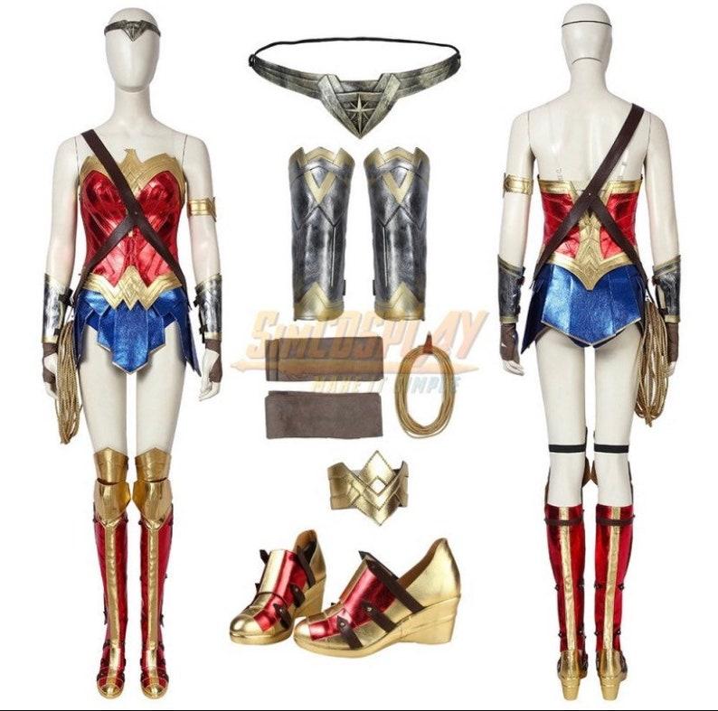 Wonder Woman Costume WW 1984