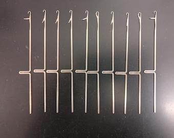 Knitmaster Mod 700 NEEDLES x50 check photos ***50 used needles***