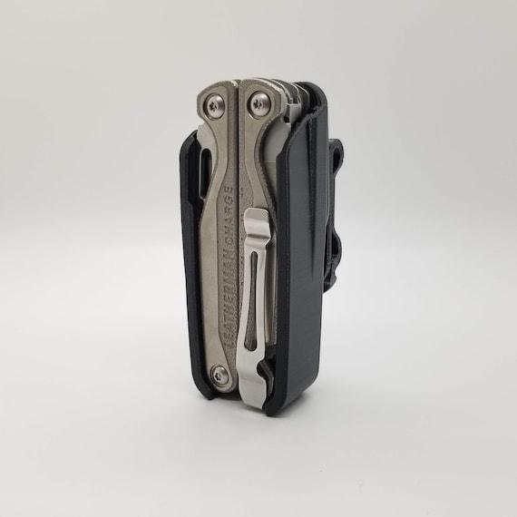 3D Printed Leatherman Charge Plus TTi Multi-Tool Holster