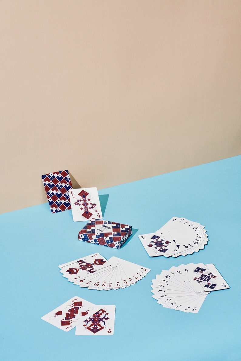 Honey Dijon Creator Collab  Playing Cards Deck of 54 Cards image 0