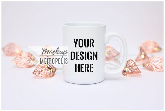 for your Design Mock up Instant Download Template White Porcelain Tea Cup Digital Download Photo Stock Photography Coffee Mug Mockup
