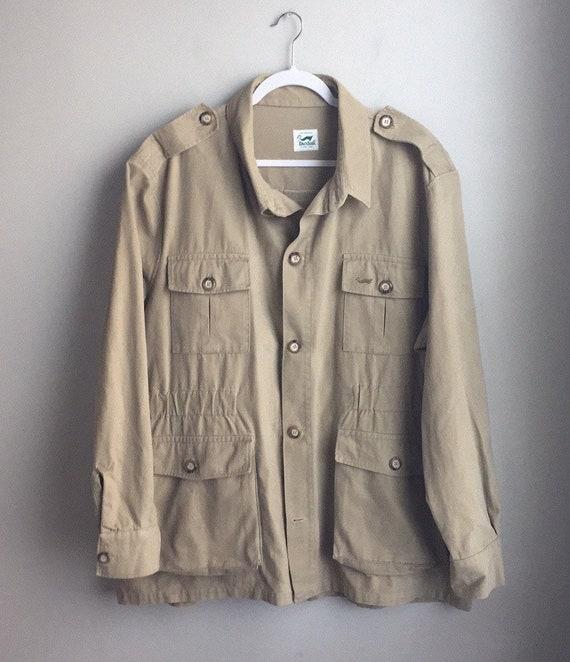 Duxbak Vintage Hunting Coat XL