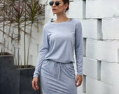Women Dress Ladies Party Summer Sundress Holiday Dress Long Sleeve Clubwear