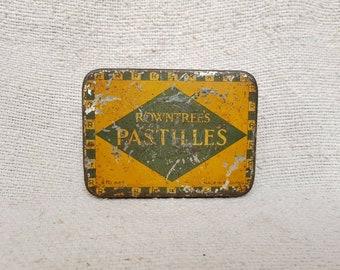 Rétro Métal Signe = Rowntree/'s chocolates Maison de Poupées