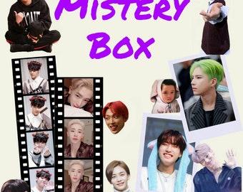 Kpop Mistery Box