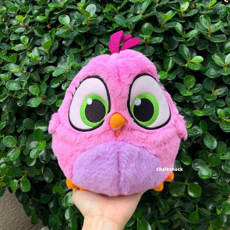 Chubby bird chalk bag