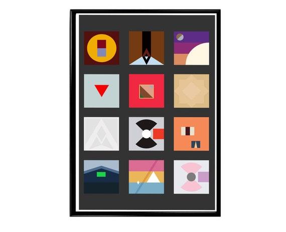 Custom Air Max, Off White Wall Art, Hypebeast Poster, Streetwear Poster, Sneaker Poster, Wall Art, A3, A2, A1