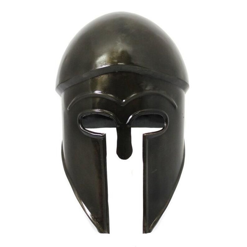 Medieval Achilles Troy Movie Prop Helmet Replica Costume