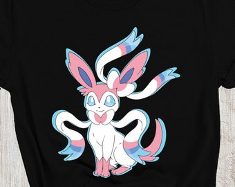 Pokemon Sylveon Girls T-Shirt