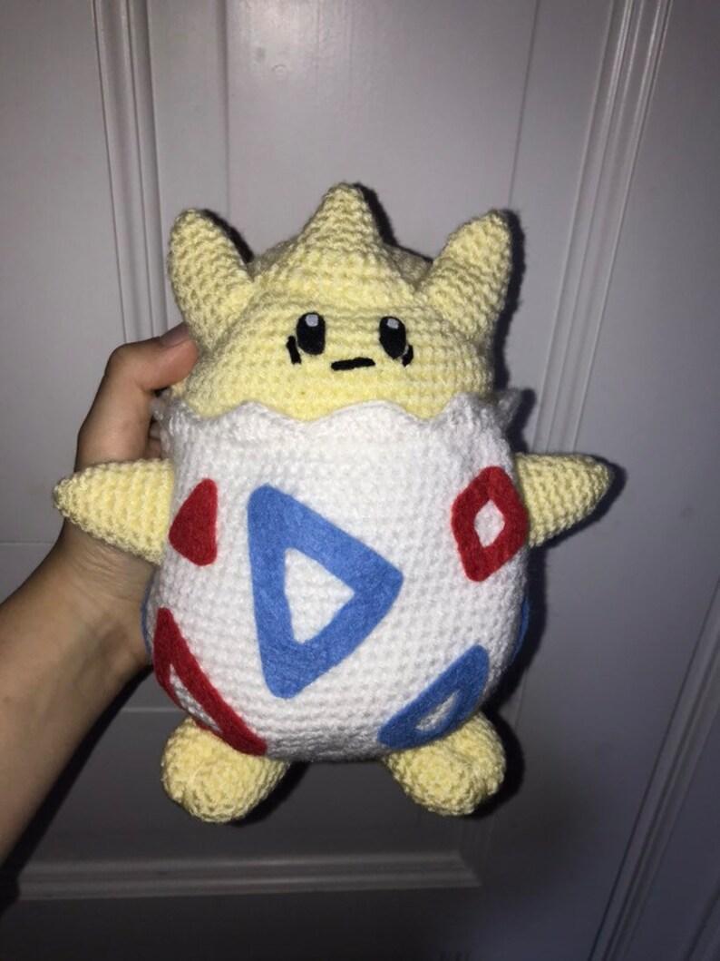 Pokemon Bag Crochet Magikarp 3DS XL Case Crochet Pokemon | Crochet ... | 1059x794