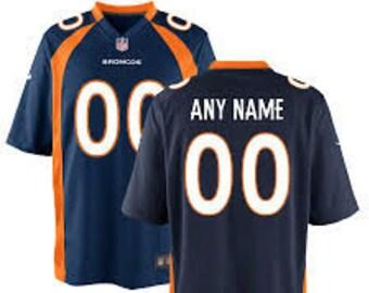 e5b87c96 Broncos jersey | Etsy