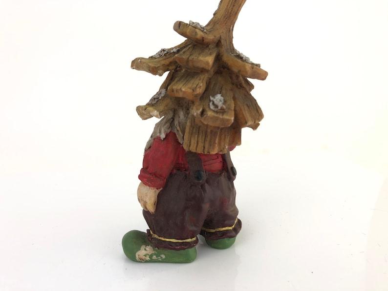 Christmas figurine vintage statue from England