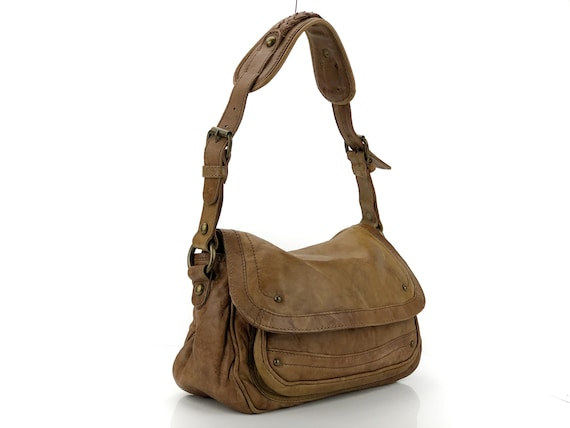 Indian Oasis genuine leather bag