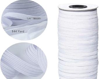 30Y Blue  Elastic Cord 1.5mm Stretchy rope,Handmade DIY supplies,Eye mask elastic bands,Sewing supplies elastic bands