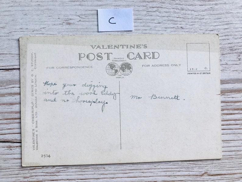 Journals Junk Journal Ephemera Pack Dogs Vintage Photo Postcards