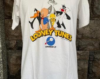 vintage Original 90\u2019s Babs Bunny 1996 by Warner Bros Cartoons T-Shirt