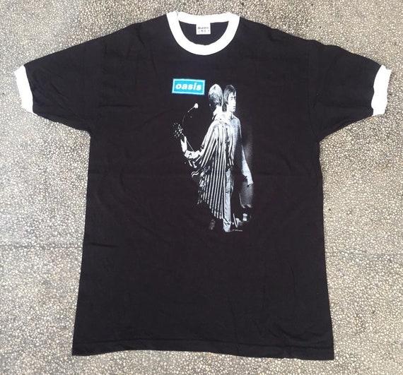 Rare !! Vintage Oasis 90s t shirt