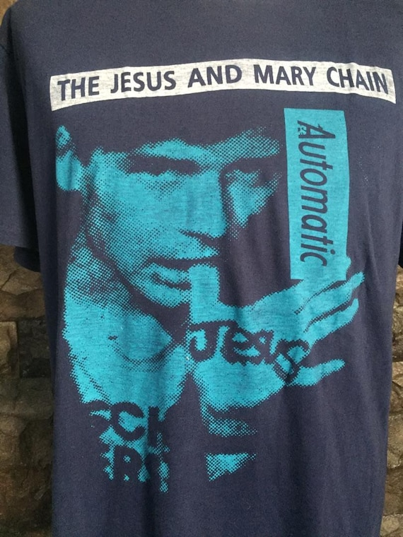 Vintage the Jesus and Mary Chain tshirt