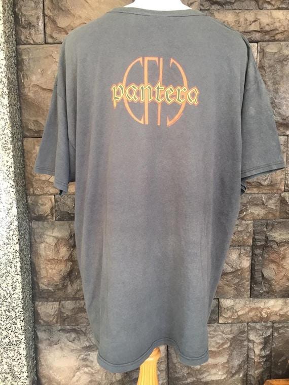 Vintage early 2000 Pantera Band  tshirt - image 2