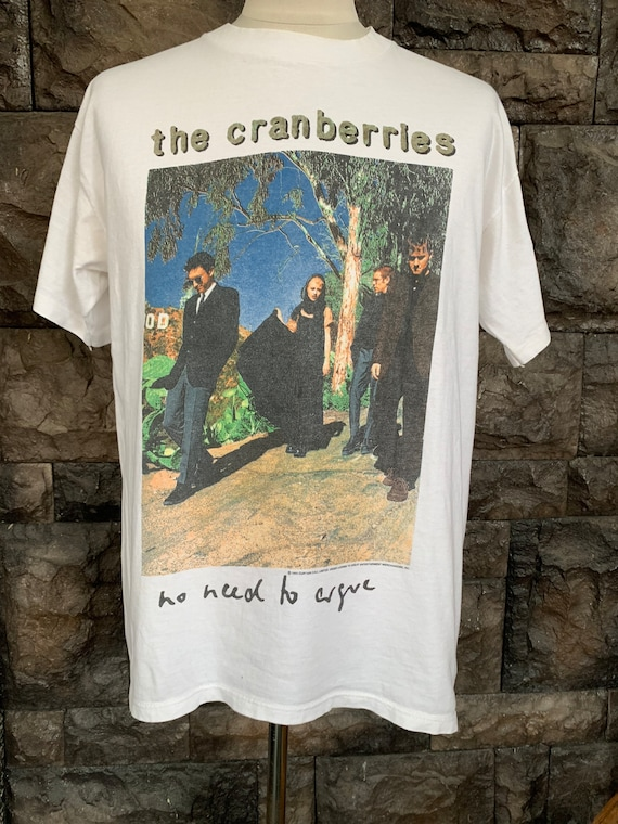 Vintage 90s The Cranberries World Tour 'no need to