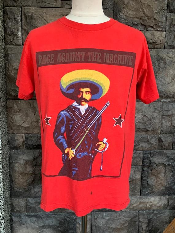 Vintage Rage Against The Machine  Emiliano Zapata
