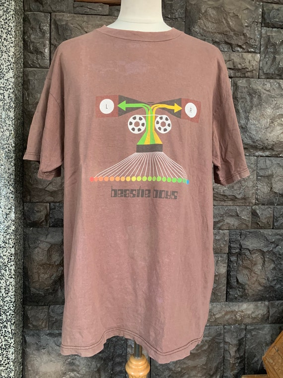 Vintage Beastie Boys Hip Hop T-Shirt