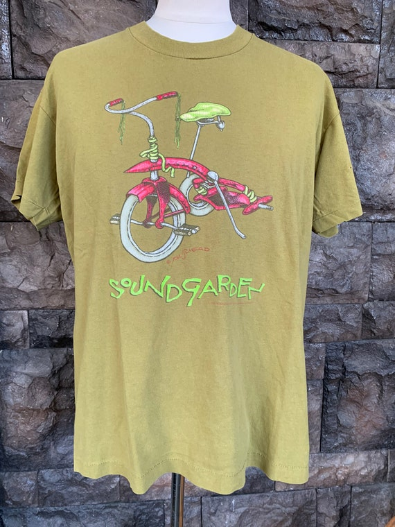 Vintage 90s Soundgarden Pushead 'came stand me up'