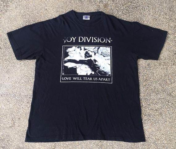 Rare Design Vintage Rock Band Joy Division T-shirt