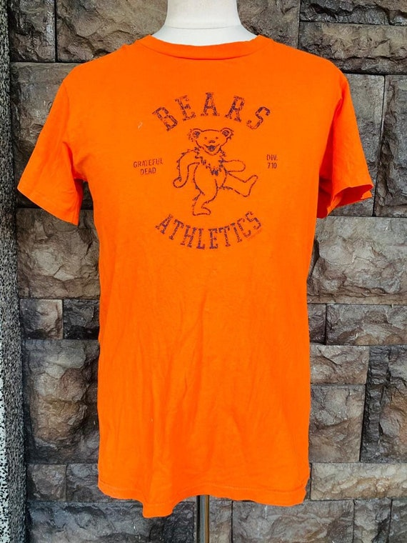 Vintage 90s Greatful Dead 65 Bears Athletics tshir