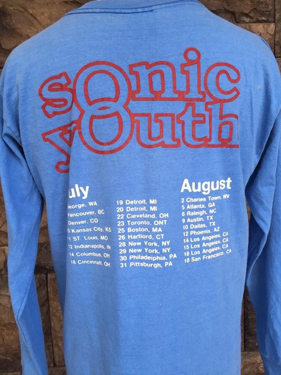 Vintage very RARE!! The sonic youth washing machin