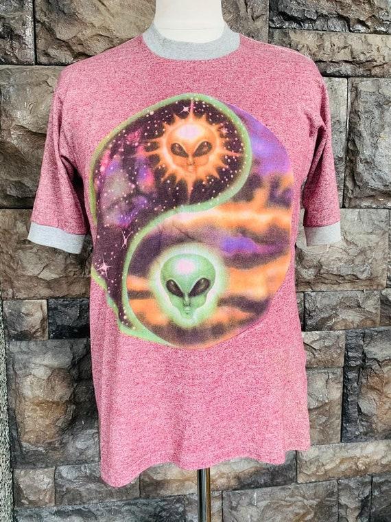 Vintage 90s Alien Workshop tshirt