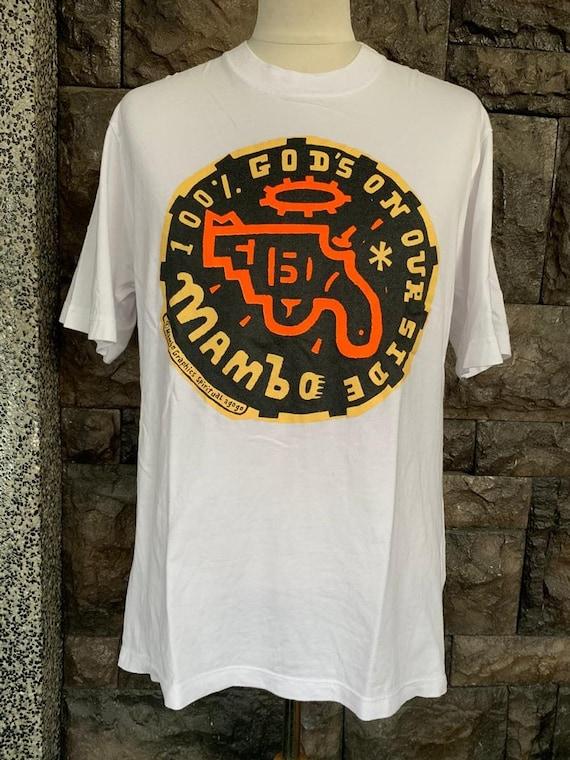 Vintage 90s  Mambo Tshirt