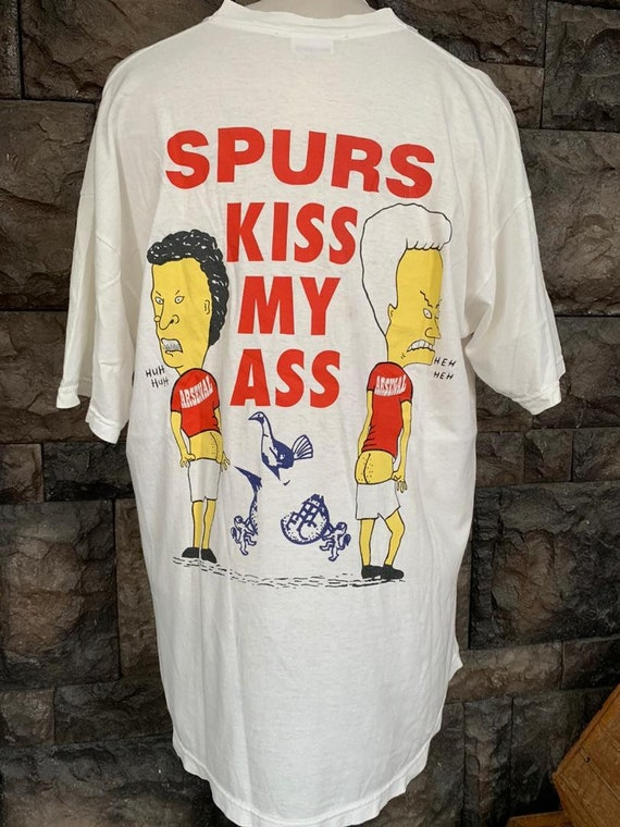 Vintage Beavis  and butthead parody arsenal Vs spu