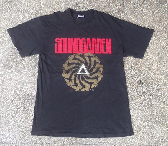 Vintage SOUNDGARDEN shirt Bad Motor Finger Concert