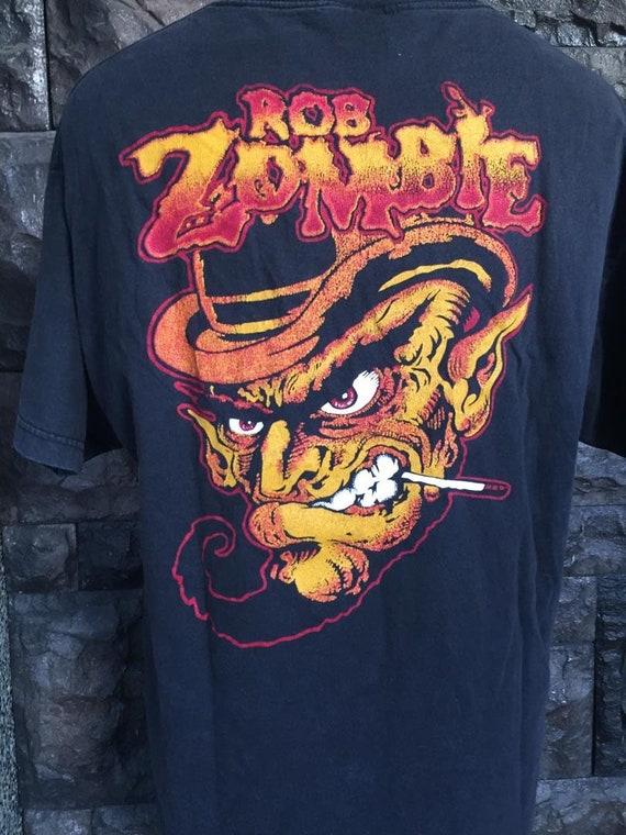 Vintage Rob Zombie t shirt