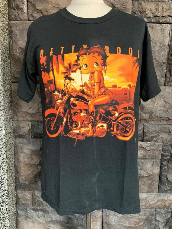 Vintage 90s Betty Boop  Tshirt