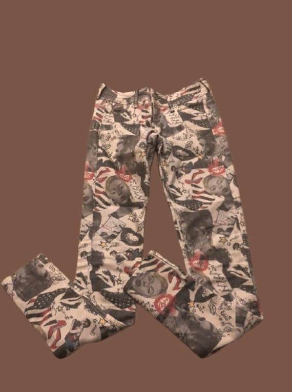 Pic Patchwork Jeans S - image 1