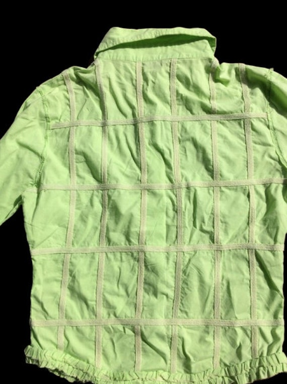 Green Blouse S