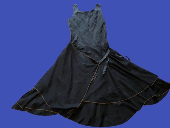 Black Tank Dress M