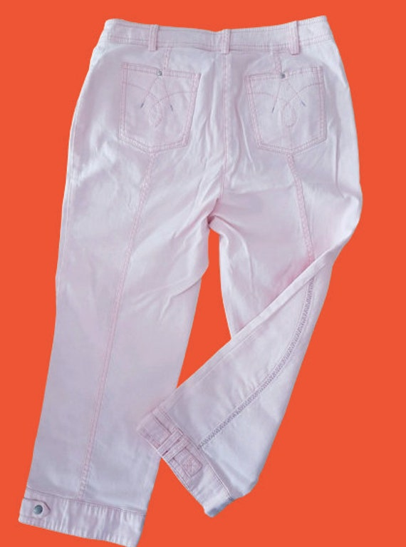 Pink Cowgirl Pants M