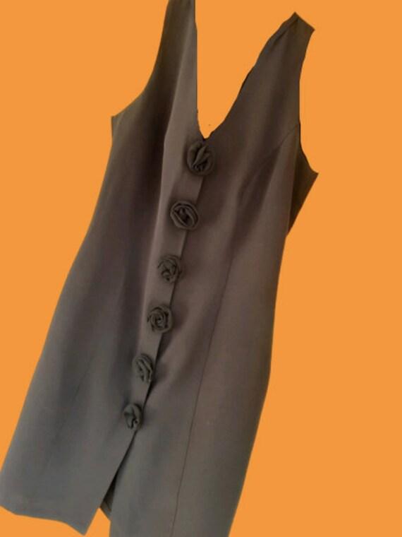 Black Tank Dress S